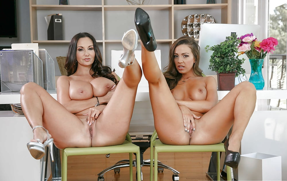 Abigail Mac & Ava Addams - 2 Chicks Same Time
