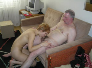 Old Man With Young Partner XXXII