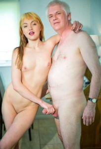 Old Man With Younger Partner XXX