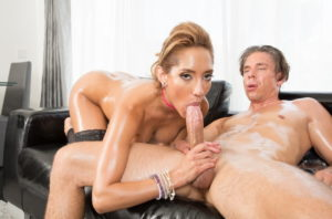 The cock lovers. Chloe Amour - 1 -