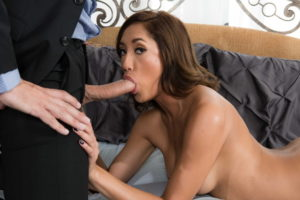 The cock lovers. Chloe Amour - 2