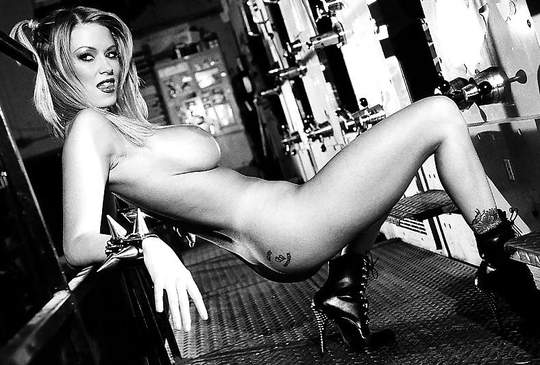 Jenna Jameson by jimbanon