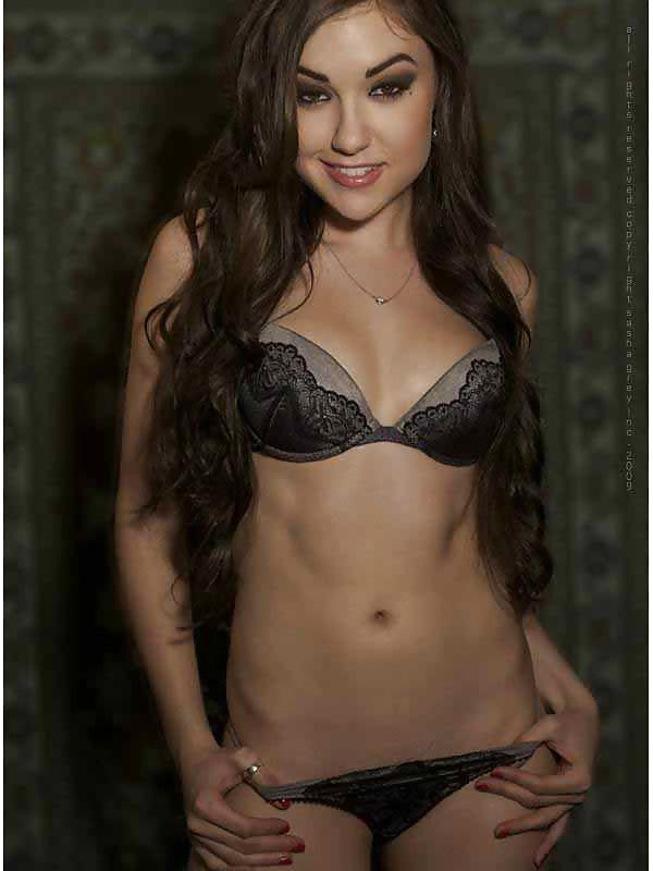 The Hot Sexy and Beautiful Sasha Grey