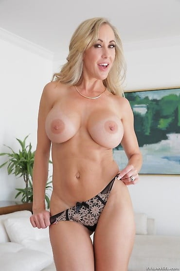 Hot Milf Pornstar: Brandi Love